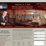 musca law- dui defense attorney - you tube video optimization example