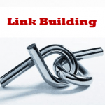 strategy around link building is a must
