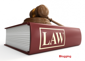 picture of law for blogging