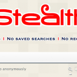 meet the new search engine Stealth